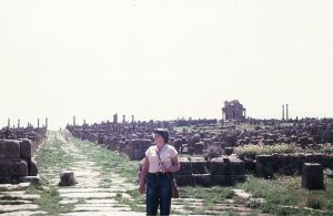 Timgad ulica